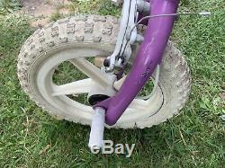 Vintage Freestyle GT Zoot Scoot Scooter Ultra Rare Purple