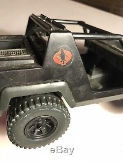 Vintage Gi Joe 1983 MSV Cobra Combat Vamp(Sears Canada Exclusive) Ultra Rare