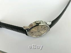 Vintage IWC Ingenieur 666A cal. 853 Automatic Steel Swiss watch 60's Ultra rare
