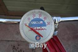 Vintage J. C. Higgins 1950's-1960's Tank Bicycle Amazing Survivor Ultra Rare