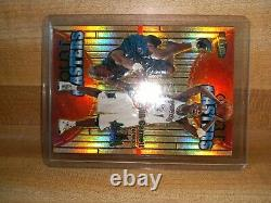 Vintage NBA 97-98 Fleer Ultra Rare Insert Kevin Garnett Court Masters #8 of 20