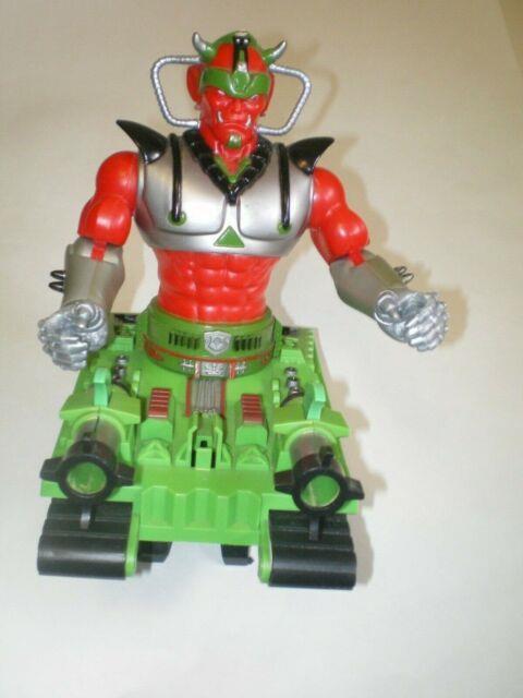 Vintage Power Lords Evol Beast Machine Figure Ultra Rare Revell 1984