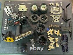 Vintage RC10 Proven Race Car + Ultra Rare Components and Extra's
