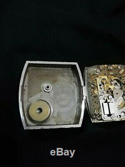 Vintage Rare Longines Ultra-quartz Cal. 6512 Swiss Made Wrist Watch. (not-working)