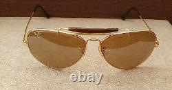Vintage Ray Ban RB50 ULTRA W1219 62mm Bausch and Lomb Rare