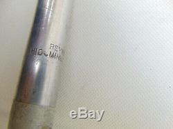 Vintage Reynolds Hiduminium Alloy Maes Handlebars 1940-50s Ultra Rare