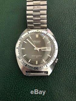 Vintage Seiko 6106-8100 Sport Diver. FIRST EVER BY SEIKO ULTRA RARE ALL ORIGINAL