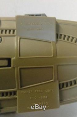 Vintage Star Wars 1984 POTF TATOOINE SKIFF 100% Complete! EXCELLENT! ULTRA RARE