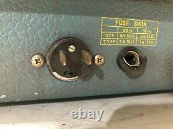 Vintage Tektronix Type 570 Vacuum Tube Characteristic Curve Tracer ULTRA RARE