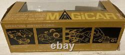 Vintage Triang Spot On No 109 Magicar Ultra Rare Batmobile Original Box 1960s