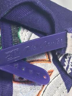 Vintage ULTRA RARE 90s MTV Logo The Game Big Logo Adjustable Snapback Hat