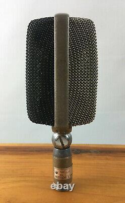 Vintage ULTRA RARE AKG D36 Dynamic Mic Microphone Multi-Pattern Bonham Stones