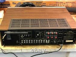 Vintage ULTRA RARE ONKYO TX-8500 Monster AM/FM Stereo Receiver Quartz Lock 110WP