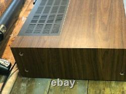 Vintage ULTRA RARE ONKYO TX-8500 Monster AM/FM Stereo Receiver Quartz Lock, 110W