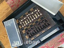 Vintage Ultra Rare 100%WORKING Phantom Milton Bradley chess set computer 1983