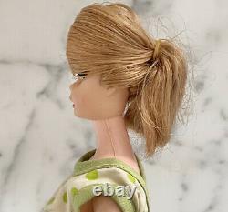 Vintage Ultra Rare 1960s AE Allied Grand Blonde Swirl Ponytail Barbie Clone Doll