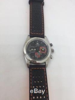 Vintage Ultra Rare 1960s Tissot PR 516 Chronograph, Lemania 873 Watch