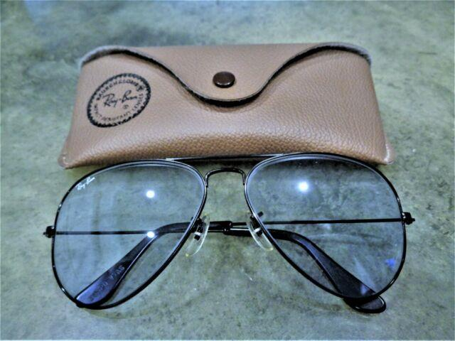 Vintage Ultra Rare Bausch Lomb Ray-ban Z0520 Vyas Shooter Aviator Sunglasses B&l