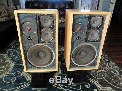 Vintage Ultra Rare Heathkit AS-2A Acoustic Suspension Loud Speaker System AS 2A