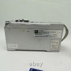 Vintage Ultra Rare Toshiba KT-R2 Walkman Stereo Cassette Recorder
