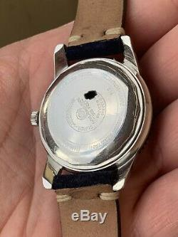 Vintage Watch Bulova Orologio Skin Diver Nautilus Ultra Rare Top