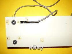 Vintage Xitex Corp. Terminal Keyboard Dallas, Texas Ultra Rare