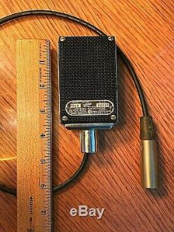 Vintage and Rare SHURE 701A ULTRA DYNAMIC MICROPHONE withstand-working-1930's