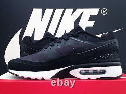 Vtg 2016 Nike Air Max Bw Ultra Uk9 Eu44 Black White Classic 1 90 180 95 Og Rare