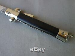 Vtg Old Ultra Rare Okapi Germany Folding Pocket Knife Carbon Steel Lock Blade