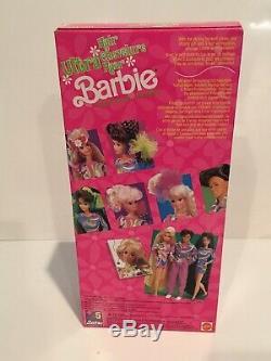 Vvhtf Rare Barbie Ultra Hair Whitney Euro Version Steffie Face 7735