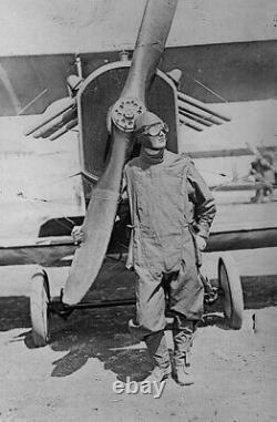 WWI Summit Aviation Suit Fighter Pilot Guiterman Bros. St. Paul USA Ultra Rare