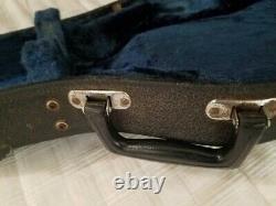 Yamaha, 1984 SG Original Vintage Hard shell case black Ultra Rare